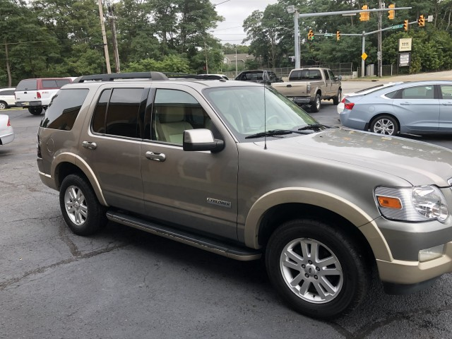 2008 FORD EXPLORER EDDIE BAUER for sale at Action Motors