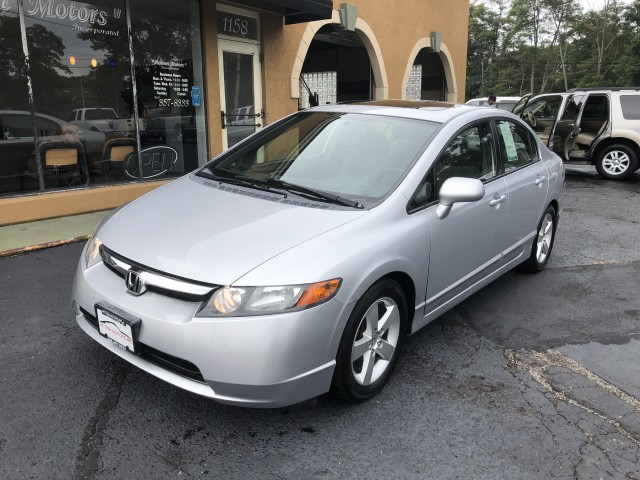 2008 HONDA CIVIC EX for sale at Action Motors