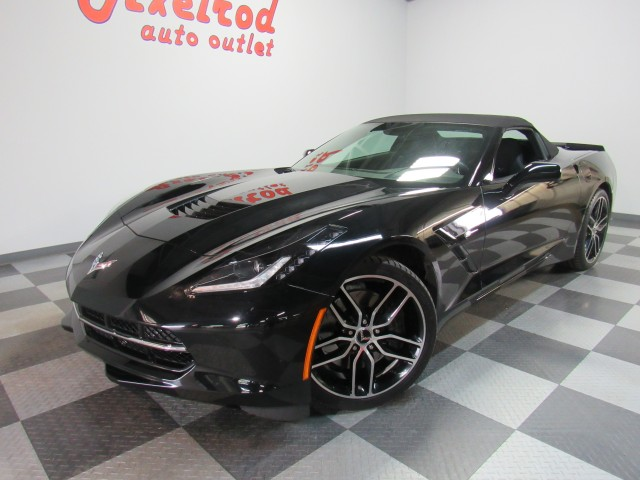 2015 Chevrolet Corvette Z51 2LT Convertible
