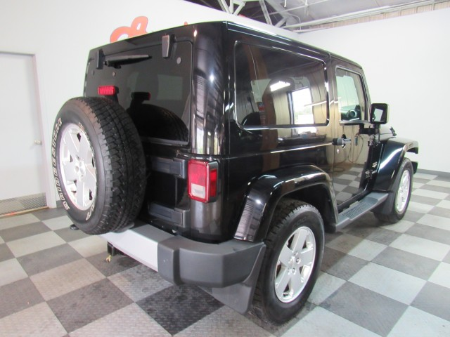 2011 Jeep Wrangler Sahara 4WD in Cleveland