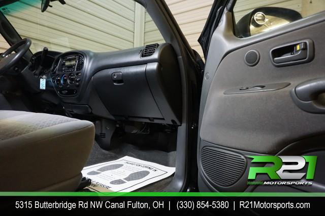 2005 TOYOTA TUNDRA SR5--INTERNET SALE PRICE ENDS SATURDAY JANUARY 11TH for sale at R21 Motorsports