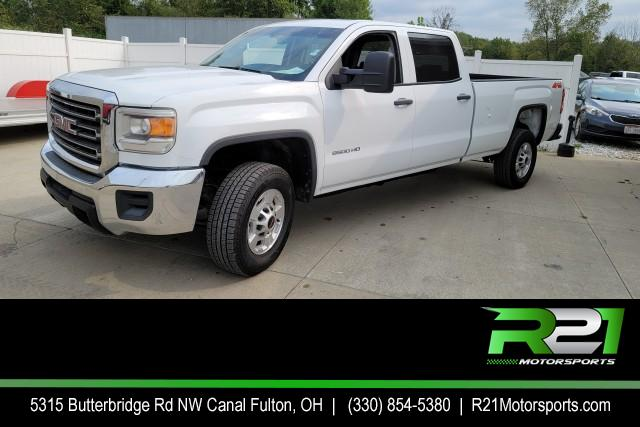 2015 RAM 2500 TRADESMAN CREW CAB SWB 4WD -- INTERNET SALE PRICE ENDS SATURDAY SEPTEMBER 25TH for sale at R21 Motorsports