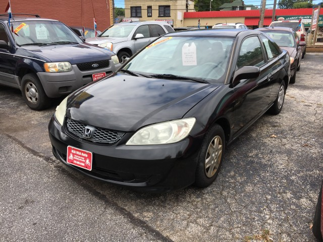 2004 HONDA CIVIC DX VP For Sale At ALB USA Auto