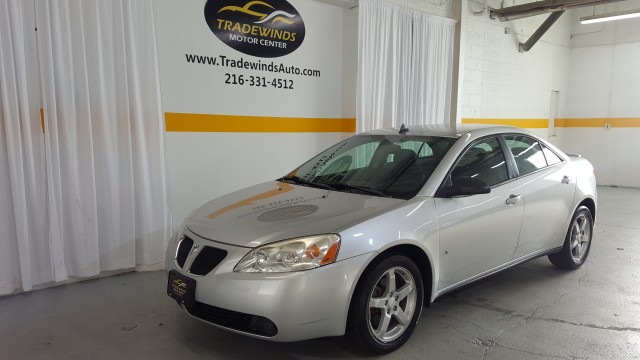 2009 PONTIAC G6 GT for sale at Tradewinds Motor Center