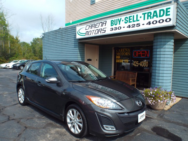 2010 MAZDA 3 SPORT for sale in Twinsburg, Ohio