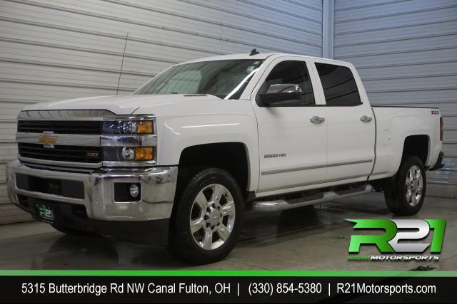 2015 GMC SIERRA 2500HD SLE CREW CAB 4WD --INTERNET SALE PRICE ENDS SATURDAY SEPTEMBER 26TH for sale at R21 Motorsports