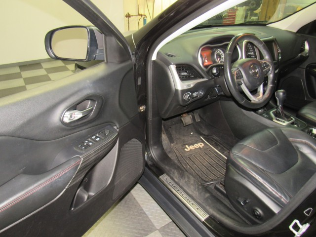 2014 Jeep Cherokee Trailhawk 4WD in Cleveland