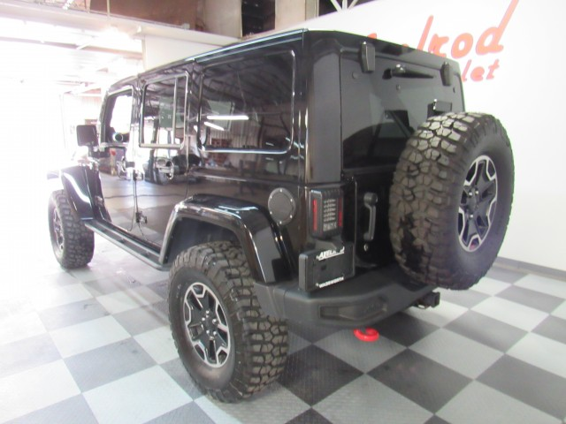 2014 Jeep Wrangler Unlimited Rubicon 4WD in Cleveland