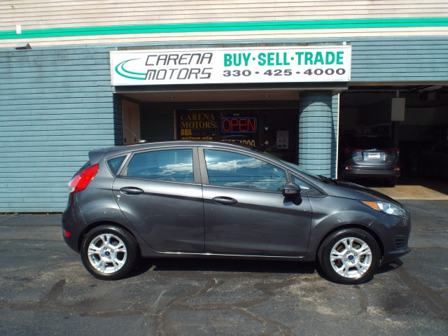 2015 FORD FIESTA SE for sale in Twinsburg, Ohio