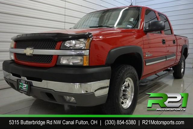 2013 CHEVROLET SILVERADO 3500HD LTZ CREW CAB 4WD DRW--INTERNET SALE PRICE ABSOLUTELY ENDS SATURDAY SEPT 21ST!! for sale at R21 Motorsports