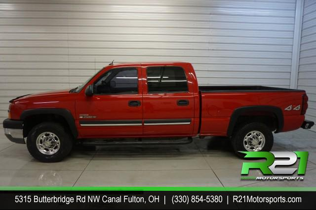 2007 Chevrolet Silverado Classic 2500HD LT1 Crew Cab 4WD for sale at R21 Motorsports