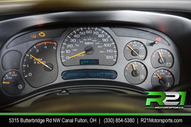 2004 CHEVROLET SILVERADO 2500HD LT CREW CAB SHORT BED 4WD for sale at R21 Motorsports