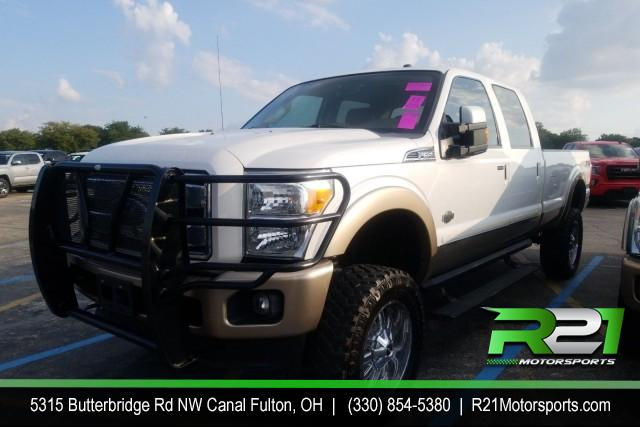 2017 Ford F-350 SD XLT Crew Cab Long Bed 4WD for sale at R21 Motorsports