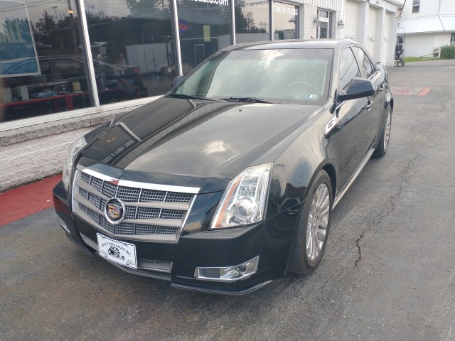 2010 Cadillac CTS 3.6L Premium AWD w/Navi for sale at Mull's Auto Sales