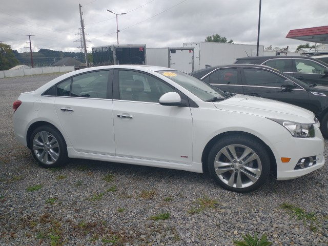 2012 Chevrolet Cruze  for sale at Mull's Auto Sales