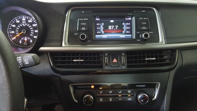 2017 KIA OPTIMA LX for sale at Tradewinds Motor Center
