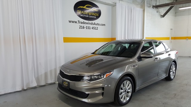 2017 KIA OPTIMA LX for sale at Tradewinds Motor Center