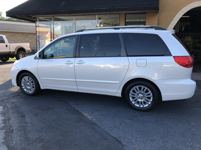 2008 TOYOTA SIENNA XLE for sale at Action Motors