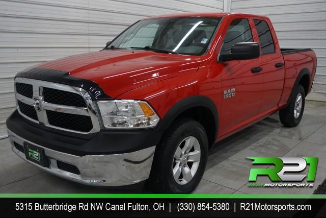 2013 RAM 1500 TRADESMAN QUAD CAB 4WD -- MUST GO!!  REDUCED FROM $18,995 for sale at R21 Motorsports