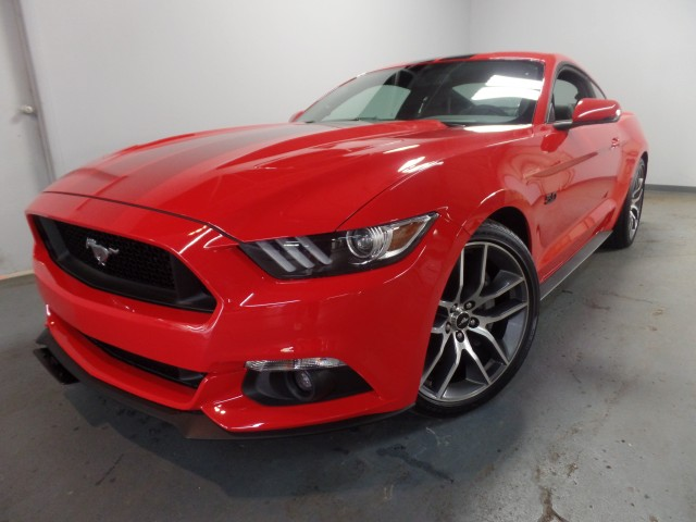 2017 Ford Mustang GT Coupe Premium