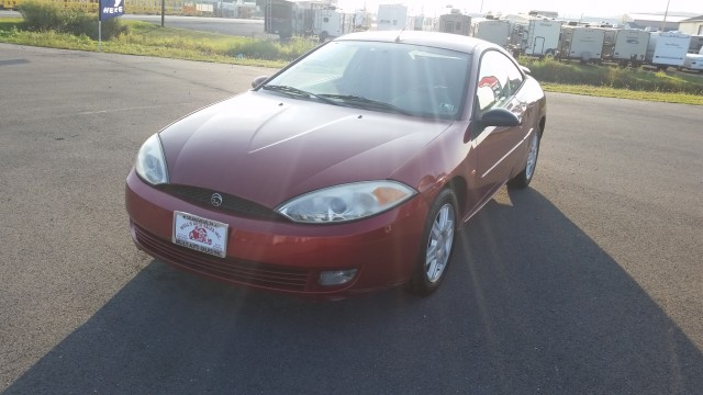 2002 Mercury Cougar V6 for sale at Mull's Auto Sales