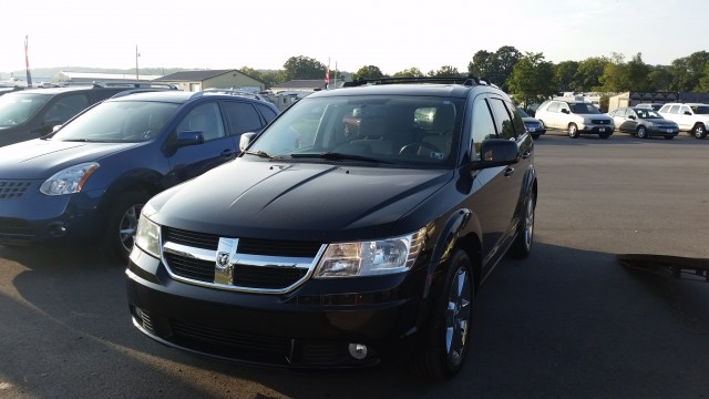 2010 Dodge Journey SXT AWD for sale at Mull's Auto Sales
