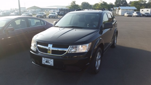 2009 Dodge Journey SXT for sale at Mull's Auto Sales
