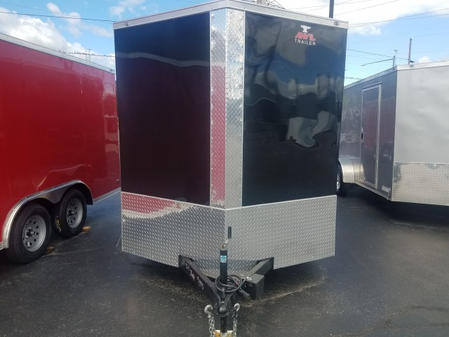 2019 ANVIL 7 X 14 ENCLOSED  for sale at Mull's Auto Sales