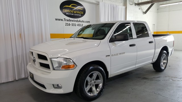 2012 DODGE RAM 1500 EXPRESS for sale at Tradewinds Motor Center