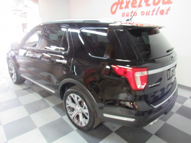 2018 Ford Explorer Platinum AWD in Cleveland