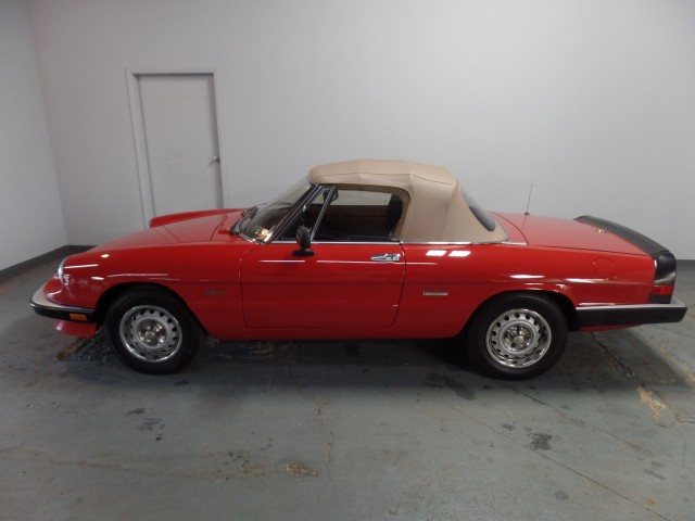 Alfa Romeo Spider Graduate For Sale At Axelrod Auto Outlet - Alfa romeo spider graduate for sale