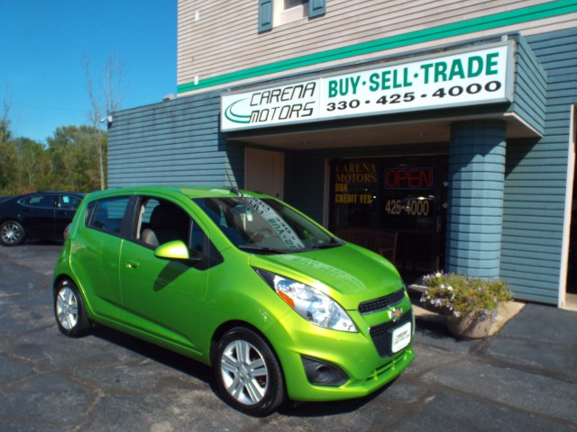 2015 CHEVROLET SPARK 1LT for sale in Twinsburg, Ohio
