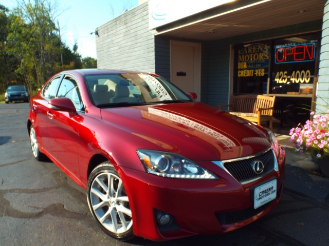 2012 LEXUS IS 250 for sale in Twinsburg, Ohio