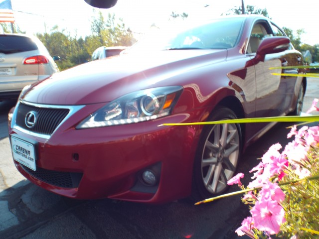 2012 LEXUS IS 250 for sale at Carena Motors