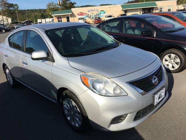 2012 Nissan Versa 1.6 SV Sedan for sale at Mull's Auto Sales