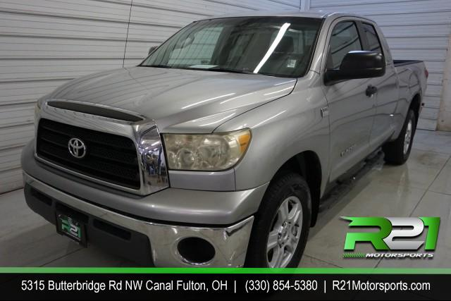 2007 TOYOTA TUNDRA SR5 Double Cab 4WD for sale at R21 Motorsports