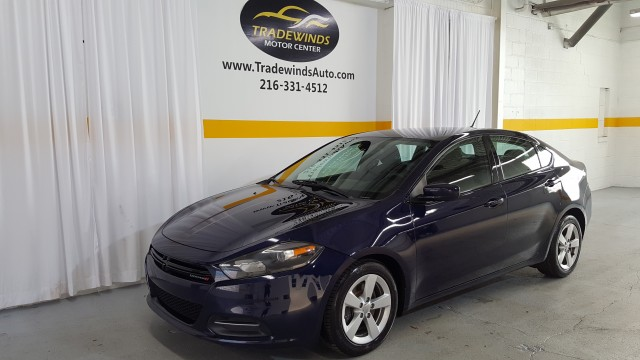 2015 DODGE DART SXT for sale at Tradewinds Motor Center