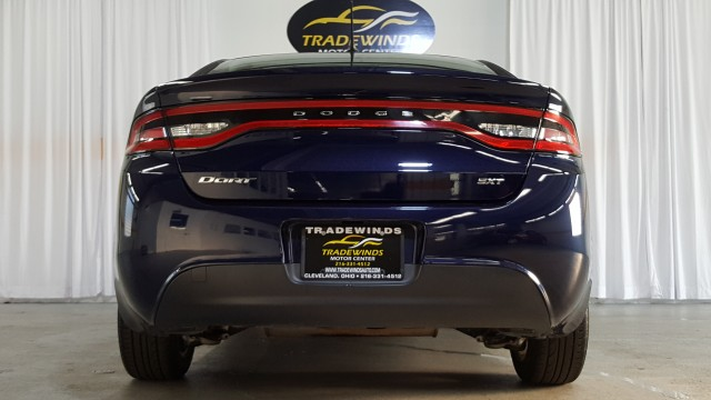 2015 DODGE DART SXT for sale at Tradewinds Motor Center