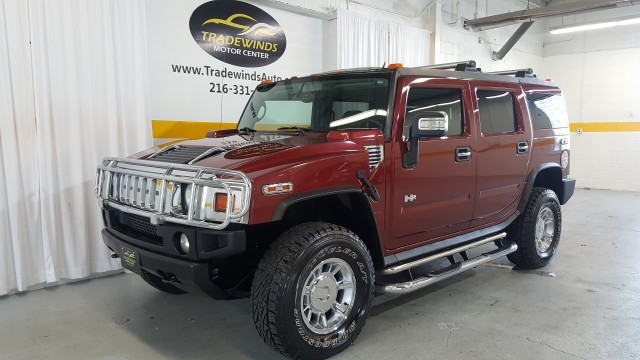 2005 HUMMER H2 LUXUARY for sale at Tradewinds Motor Center