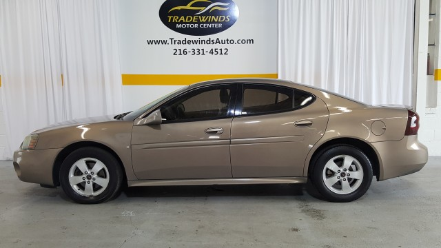 2006 PONTIAC GRAND PRIX  for sale at Tradewinds Motor Center