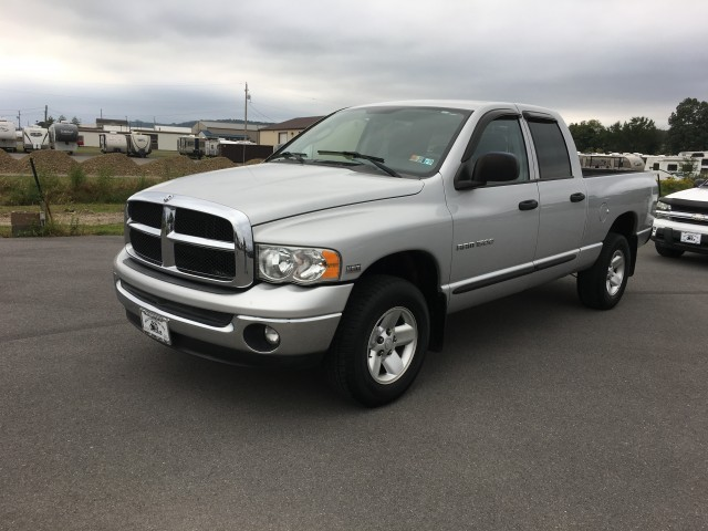 2004 Dodge Ram 1500 ST Quad Cab Long Bed 4WD for sale at Mull's Auto Sales