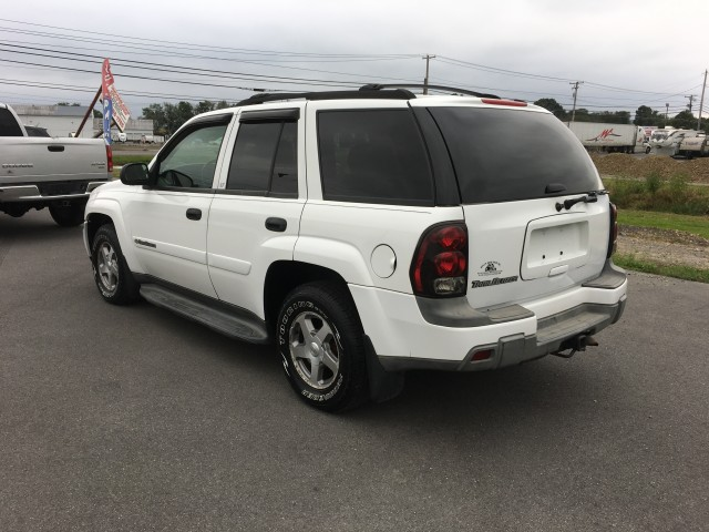 2003 Chevrolet TrailBlazer LS 4WD for sale at Mull's Auto Sales