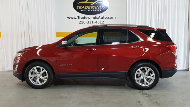 2018 CHEVROLET EQUINOX PREMIER for sale at Tradewinds Motor Center