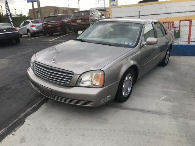 2000 CADILLAC DEVILLE  for sale at Stewart Auto Group
