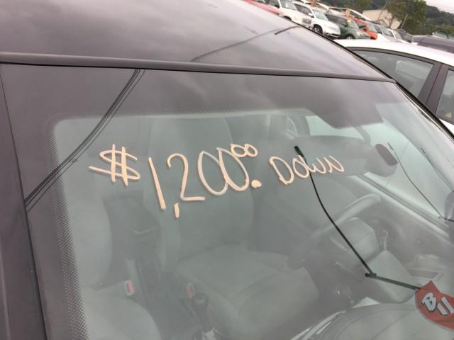 2004 Saturn ION Sedan 2 for sale at Mull's Auto Sales