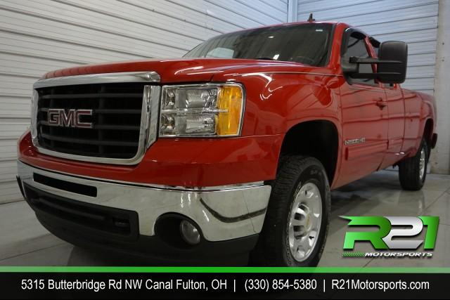 2006 GMC SIERRA 2500HD SLT CREW CAB 4WD--INTERNET SALE PRICE ABSOLUTELY ENDS SATURDAY NOVEMBER 23RD!! for sale at R21 Motorsports