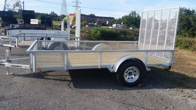 2018 LOAD RITE 6.5 X 12 UTILITY  for sale at Mull's Auto Sales