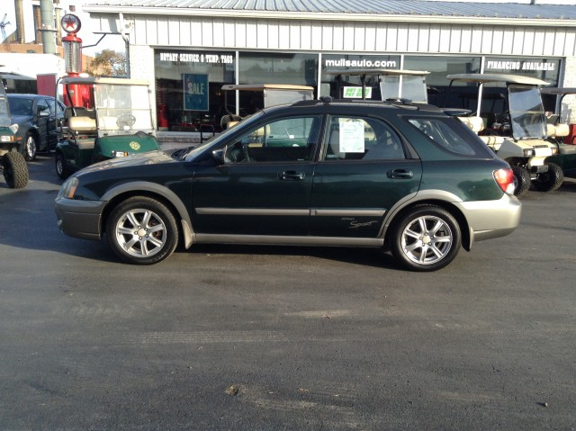 2005 Subaru Outback Sport for sale at Mull's Auto Sales