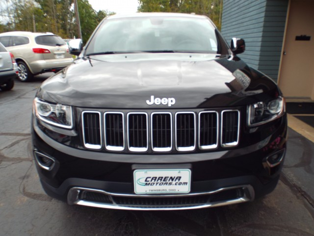 2015 JEEP GRAND CHEROKEE LIMITED for sale at Carena Motors