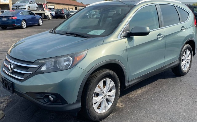 2012 Honda CR-V EX-L 4WD 5-Speed AT for sale in Fairfield, Ohio
